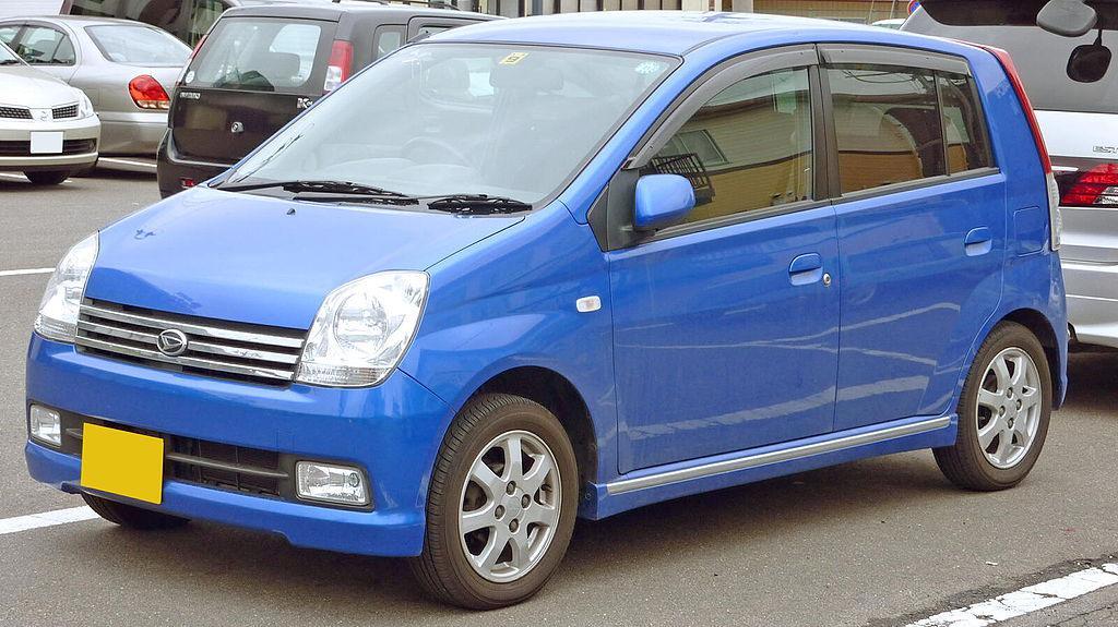 Daihatsu Cuore / Mira / Domino / Charade