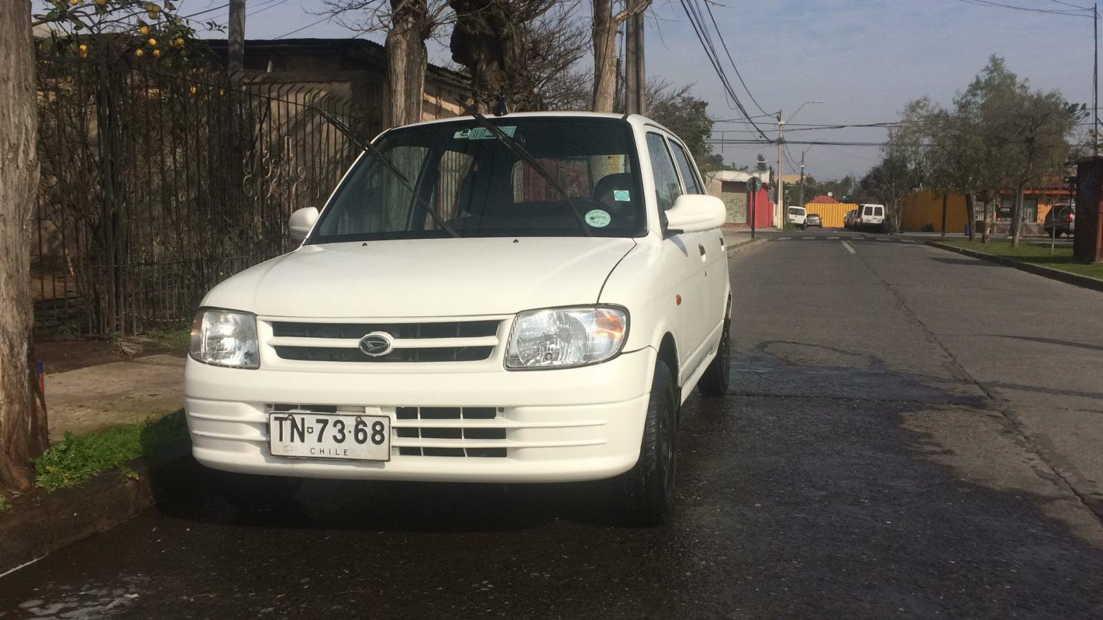 2000 Daihatsu Cuore    Mira    Domino    Charade L700
