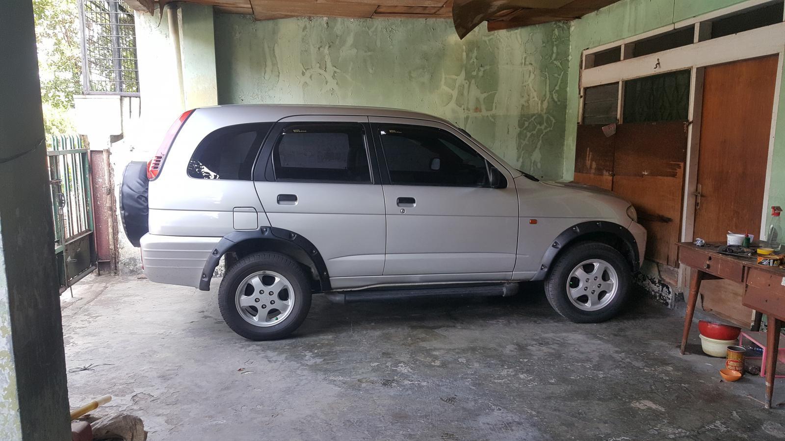 2000 Daihatsu Terios / Taruna I J100, generation #1 1.6 ...