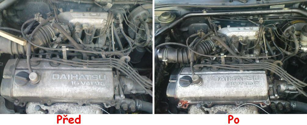 Daihatsu Applause Engine - informed is forearmed
